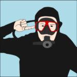 diving signals equalizing