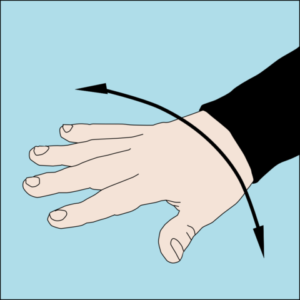 scuba diving hand signal for equalise