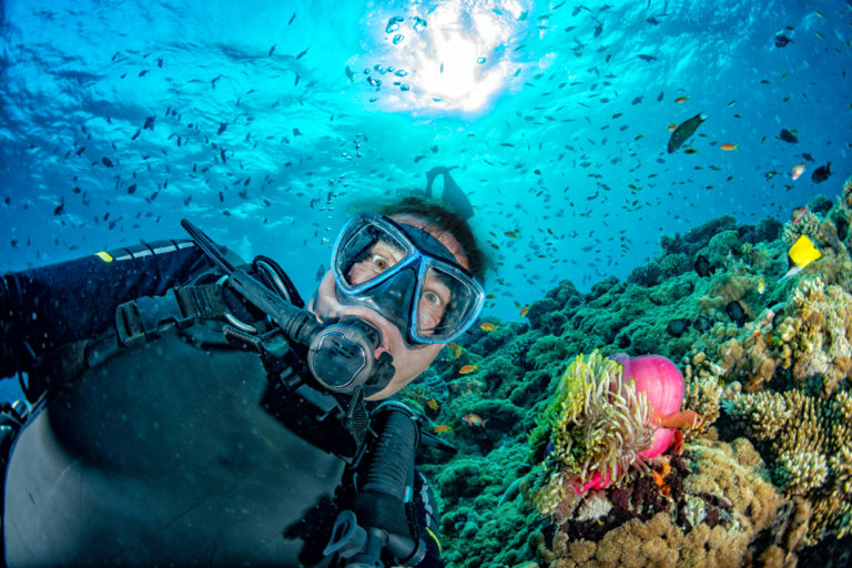 scuba diving refresher checklist