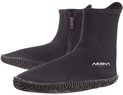 Akona dive boots high-cut
